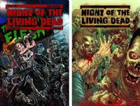 Night of the Living Dead: Aftermath - Volumes 1 & 2 - Full Set of 2 TPBs/Graphic Novels